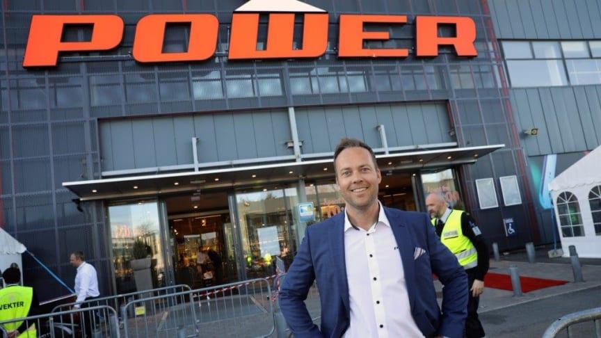 Anders Nilsen, adm. dir. i Power Norge