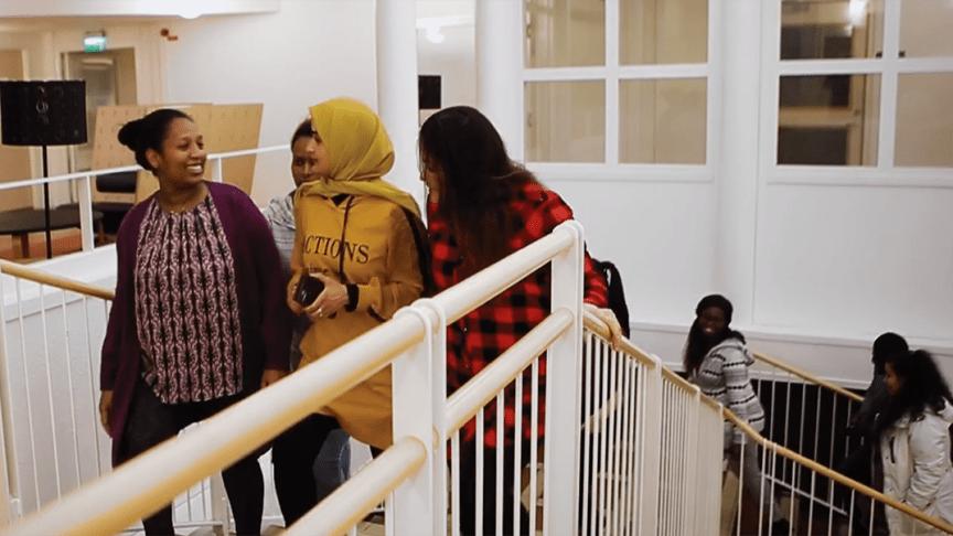 Elva nationaliteter - en gemensam dröm