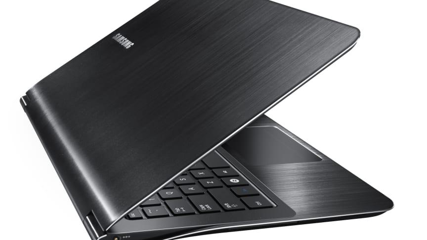 Samsungs bärbara dator-stjärna lyser dubbelt så starkt