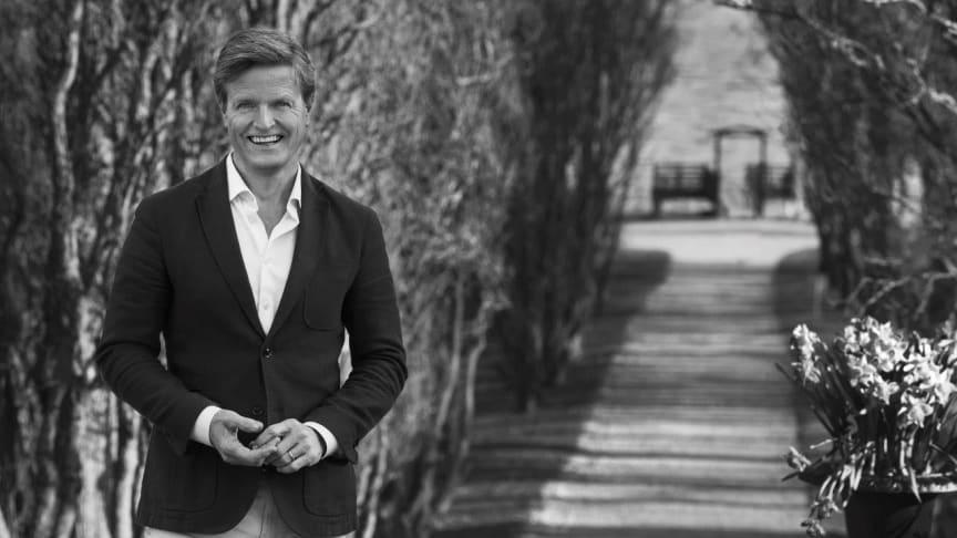 Niklas Steenberg, VD CURA of Sweden AB