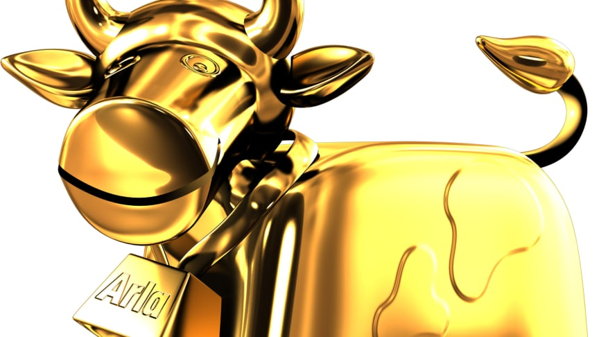 Vinnarna korade i Arla Guldko 2015