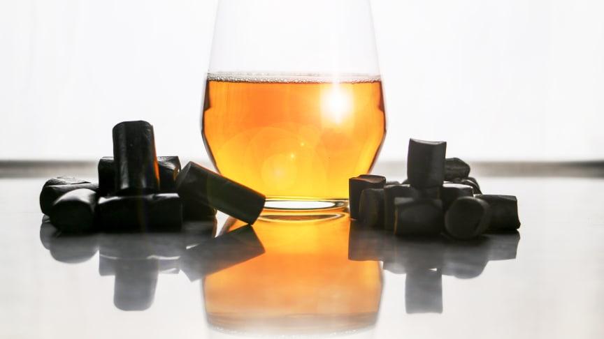 Öl och lakrits – en trendig kombination
