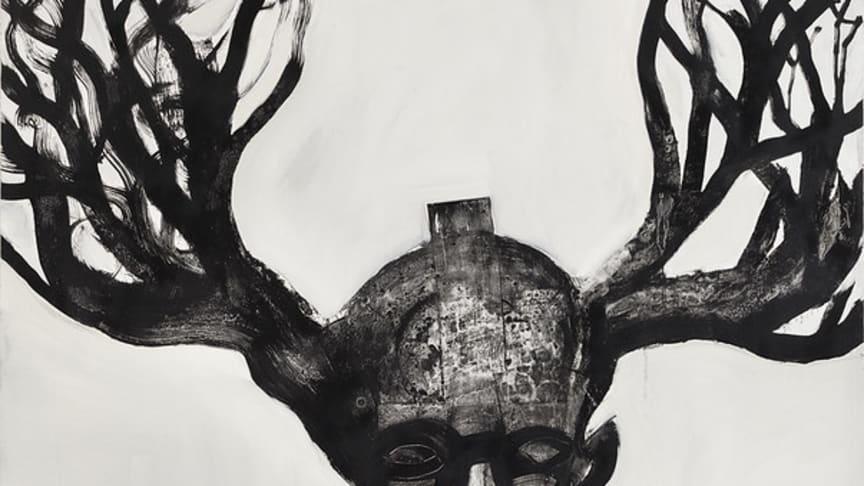 Valkyrian. Bild av konstnären Jesper Waldersten.