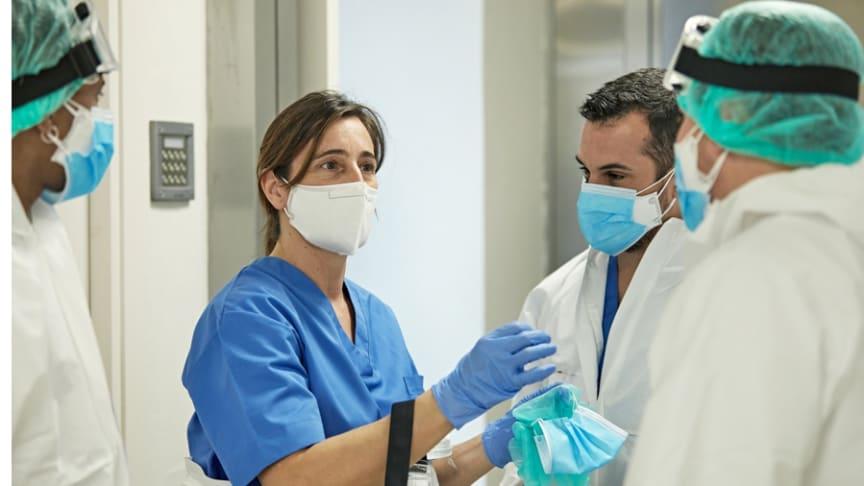 Krankenhäuser im zweiten Corona-Jahr