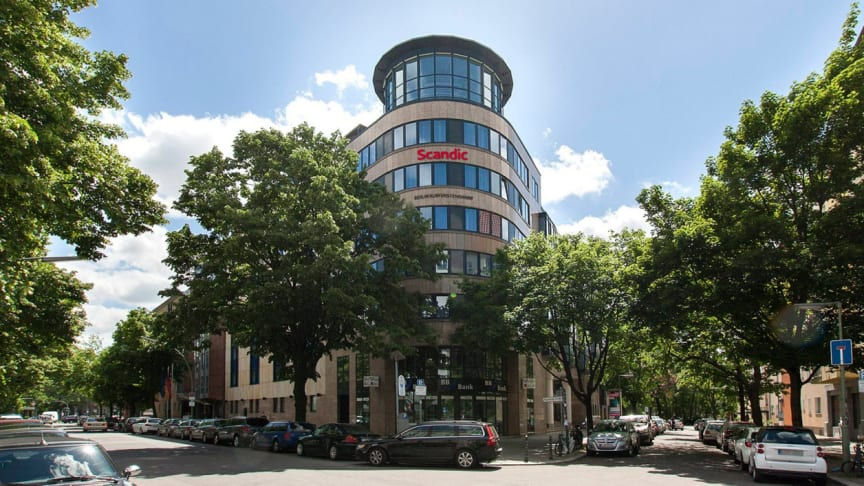 Scandic Berlin Kurfürstendamm awarded Green Globe certificate – third Scandic hotel in Germany to be recognized for excellence in sustainability