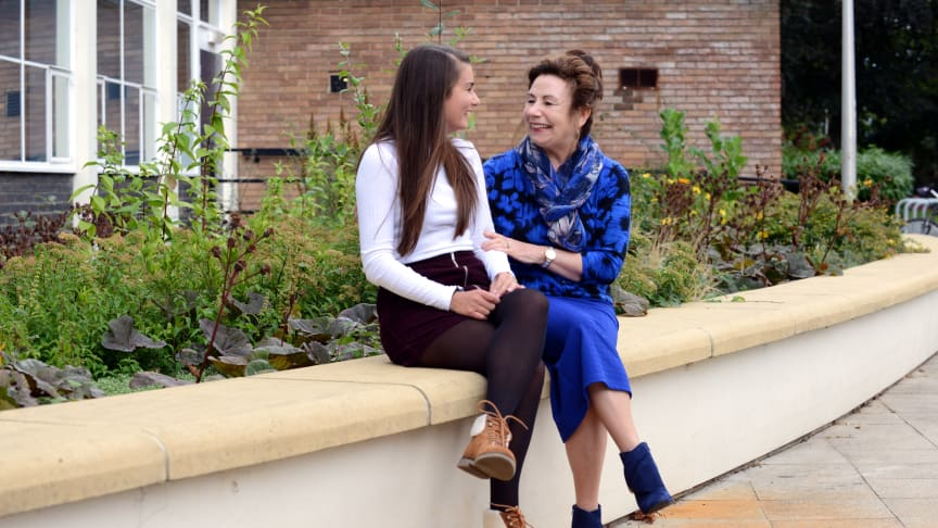 Northumbria Student wins prestigious volunteering award