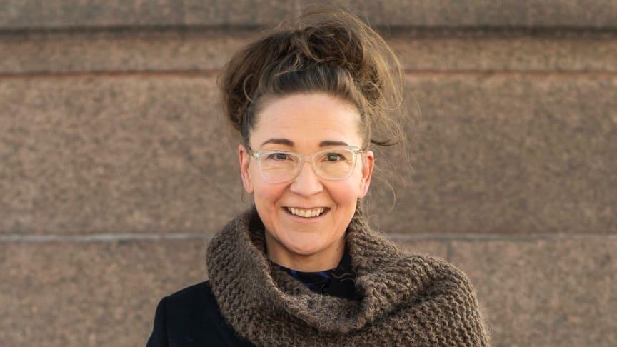 """""""Nu måste vi gå från hantering till strategisk planering."""" Jannie Jeppesen, vd Swedish Edtech Industry"""