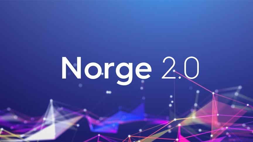 Illustrasjon Arendalsuka med tema Norge 2.0