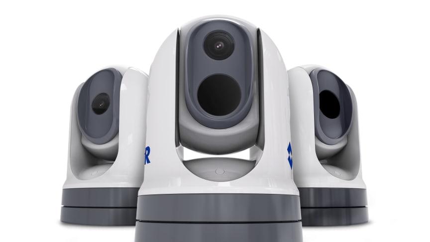 Las cámaras de la serie FLIR M300 están diseñadas para los marineros profesionales y los equipos de respuesta más exigentes que operan en los entornos marinos más hostiles.