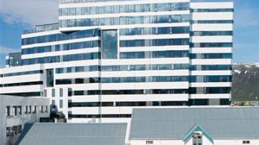 Kundesamling yrkesbygg Tromsø