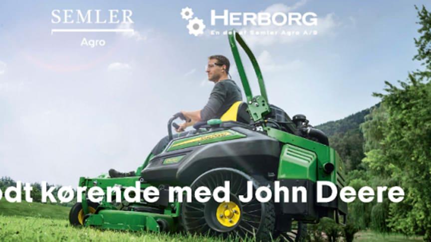Bliv godt kørende med John Deere Z944R