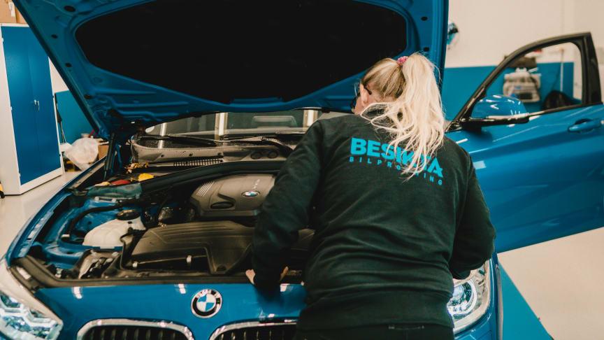 Besikta Bilprovning öppnar ny besiktningsstation i Leksand