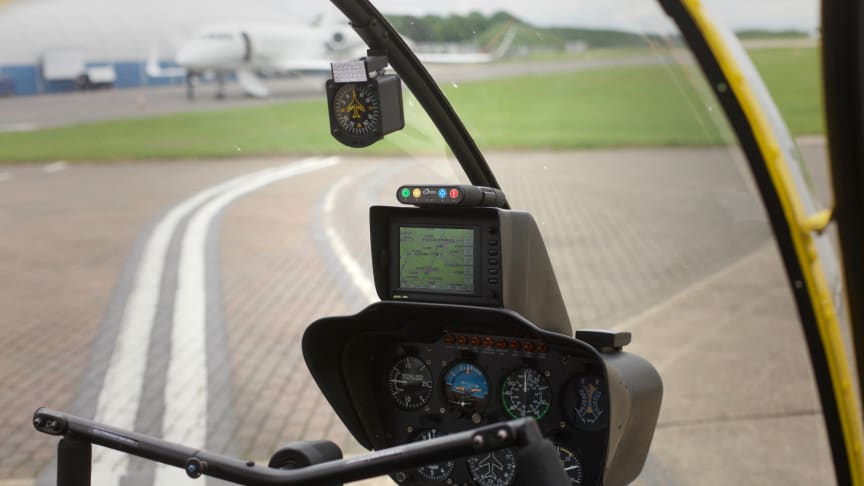 The SkyRouter solution is now being integrated with the RockAIR