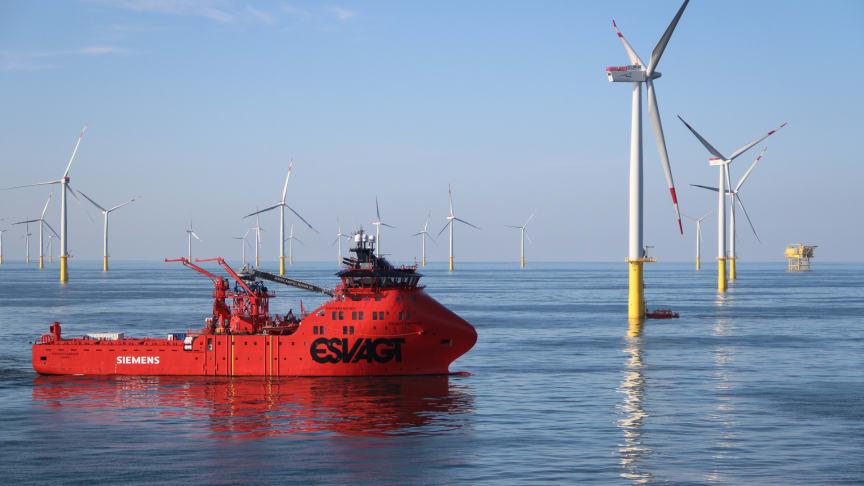 Good cooperation on Service Operation Vessels (SOV)