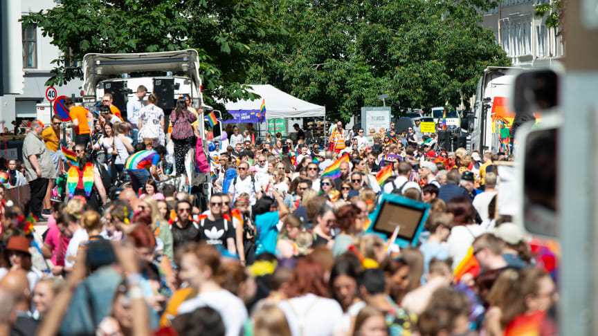 Foto av Hedda Marie Westlin / Oslo Pride