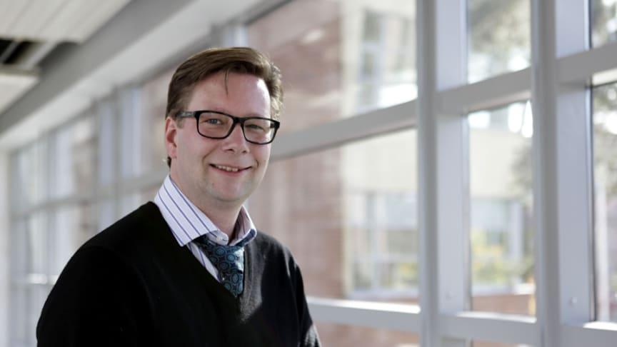 Fredrik Sjögren, lektor i statsvetenskap