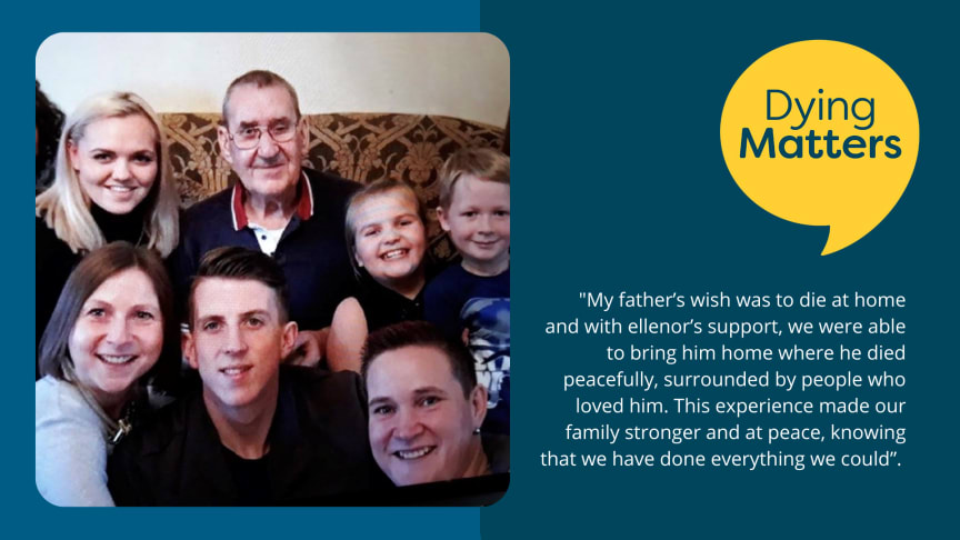 ellenor: Empowering People to Look After their Loved Ones as effectively as possible
