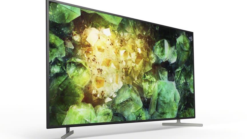 Sony BRAVIA XH81 4K HDR LCD TV