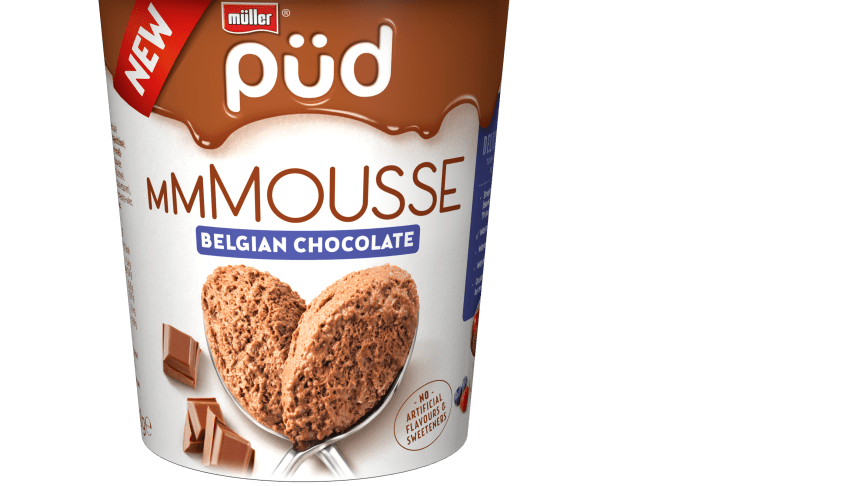 Müller targets growth with shareable desserts