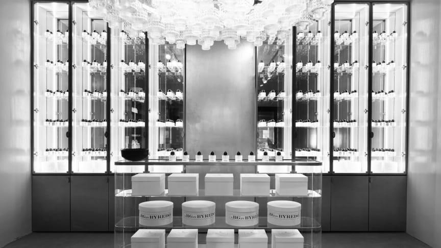 Parfym en storsäljare på internet - Byredo öppnar ny nätbutik för att möta efterfrågan