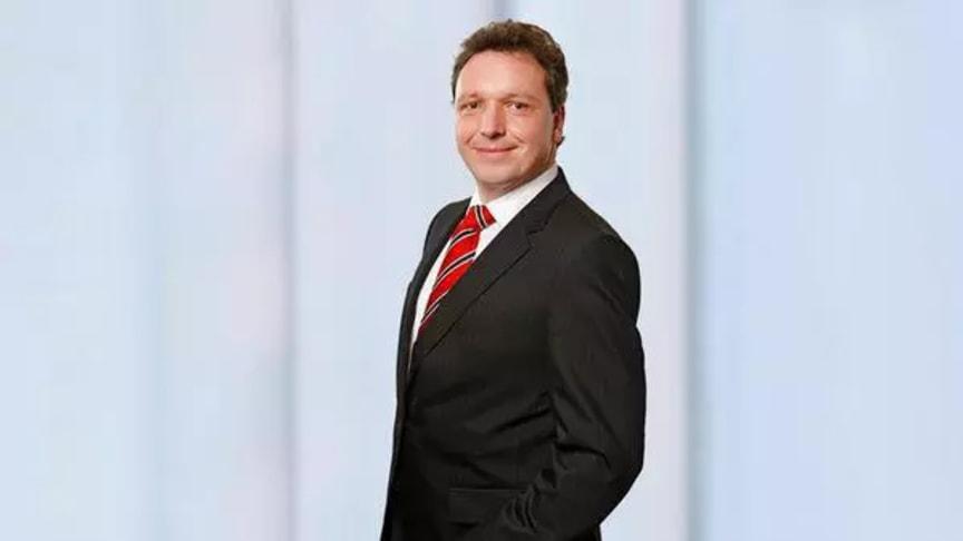 Joachim Sanberger, Leiter der Hauptgeschäftsstelle der Barmenia Stuttgart