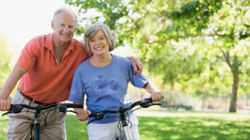 Blomsterfonden och SPF samarbetar för äldre