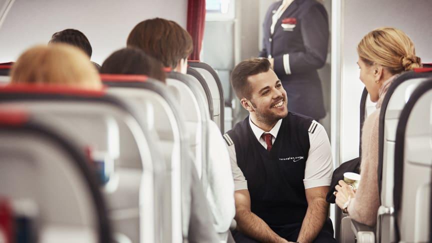 Norwegian transportó casi 3,4 millones de pasajeros en octubre.