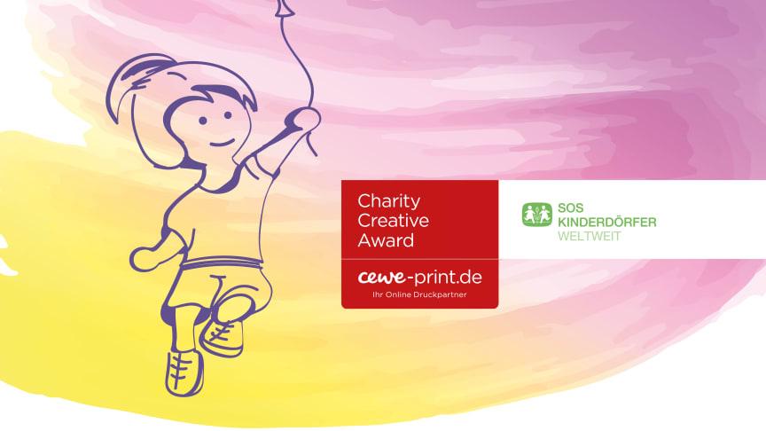 CEWE-PRINT.de und SOS-Kinderdörfern weltweit starten dritten Kreativ-Award