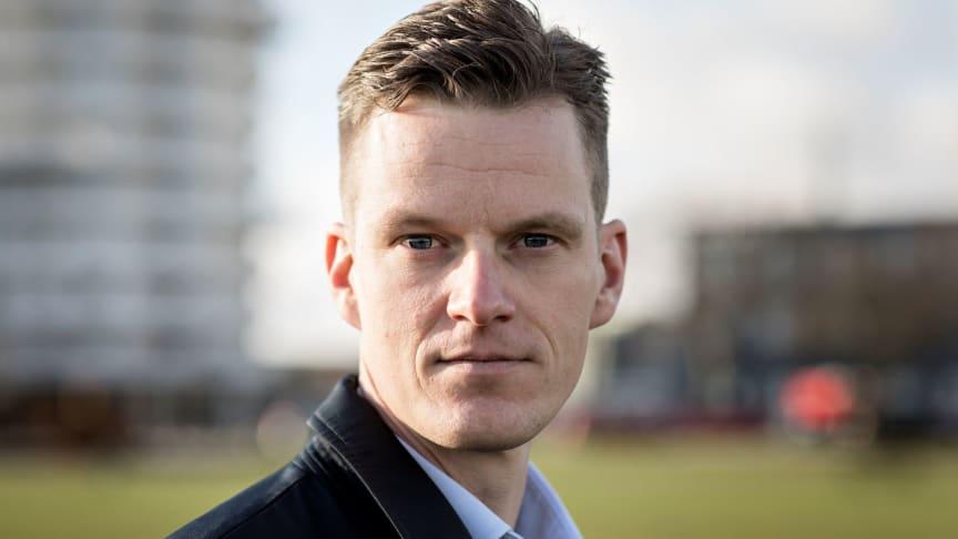 Bjarke W. Graae bliver ny COO og medejer i AG Gruppen