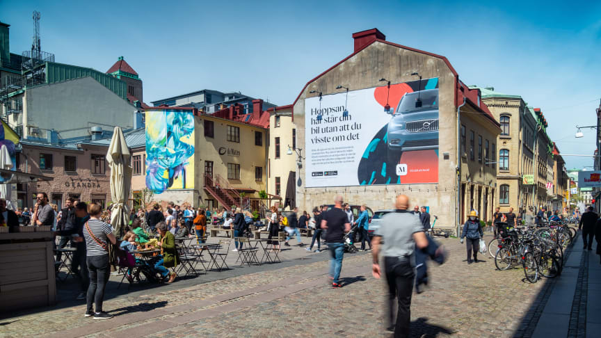 Volvo Car Mobility is launching M, smart car sharing in Gothenburg and Malmö starting from the 9th of March.