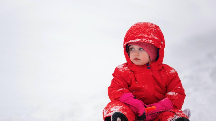 Lek säkert i vinter