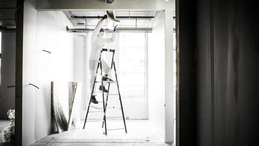Arbetsplatser inom bygg och anläggning ska inspekteras