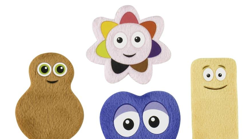 Babblarna som tröstande plåster! | Cuddlings AB