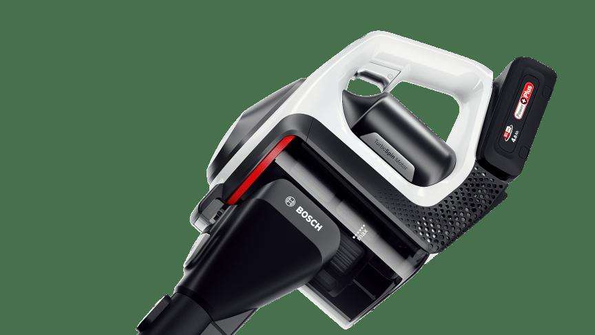 Bosch lanserar nästa generations sladdlösa dammsugare med obegränsad körtid