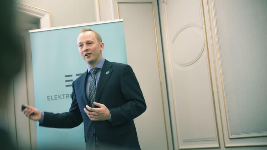 Per Øyvind Voie, Næringspolitisk direktør i EFO, er blant dem som går hard ut mot Monica Mælands forslag til endringer i TEK17