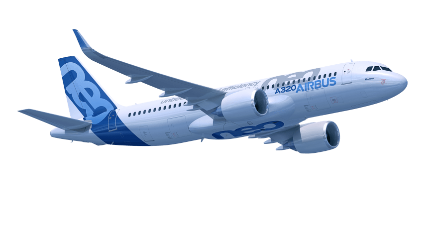 The first of 70 Airbus 320neo aircraft that the Norwegian Group has on order