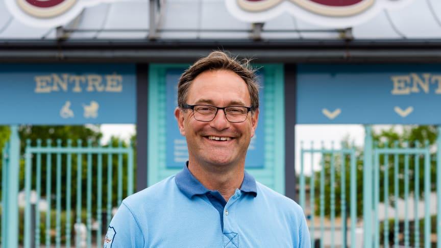 Janne Nilsson, vd på Skara Sommarland