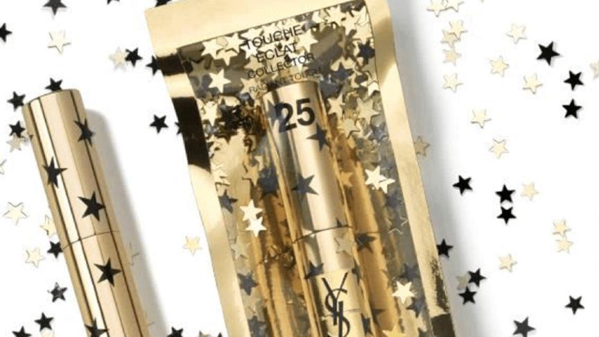 Yves Saint Laurent  Star Edition – Tähtien loistoa juhlaan
