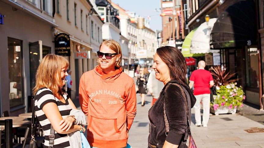 Helsingborgs stad deltar i SCB:s medborgarundersökning 2019