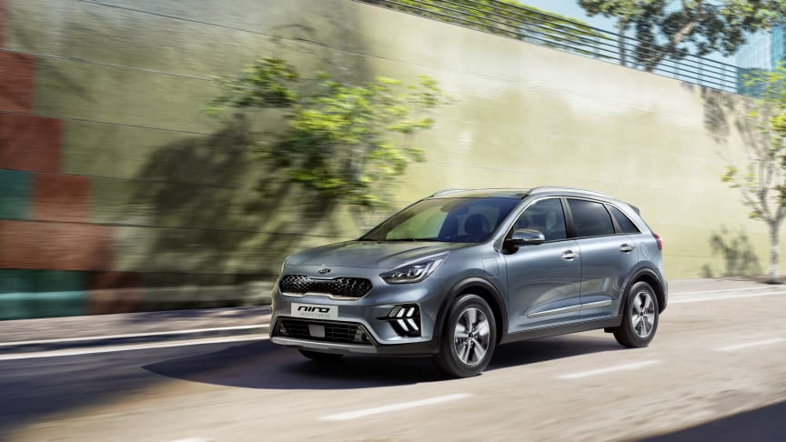 Med en ny lavere frapris bliver den populære KIA Niro plug-in hybrid tilgængelig for endnu flere danske bilkøbere.