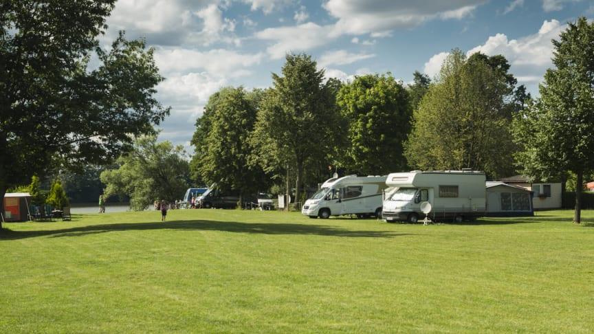 Auch die Campingbranche in Brandenburg freut sich über starke Zuwächse im 1. Halbjahr (TMB-Fotoarchiv/Steffen Lehmann)