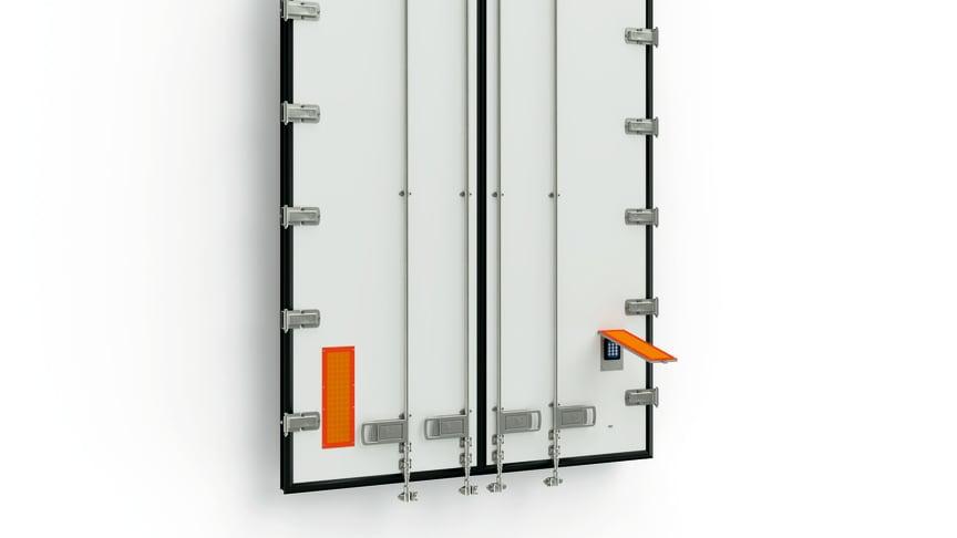 Die DoorLock Sicherheitstür von Hestal