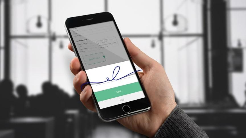 Scrive fortsätter sin europeiska expansion - förvärvar danska e-signeringsföretaget Esignatur