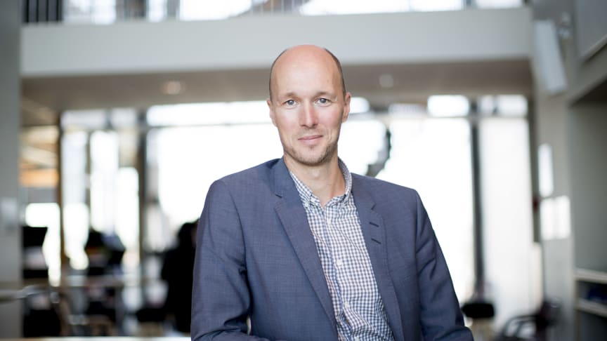 Gunnar Mørne, Sektorleder Offentlig og Helse i Sopra Steria, sier at norsk næringsliv har vært svært raske til å tilpasse seg den digitale virkeligheten.