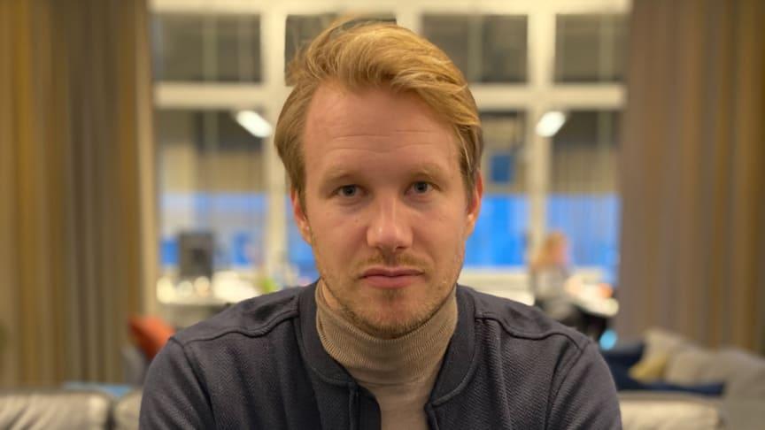 Hemma rekryterar Emil Hansson som COO