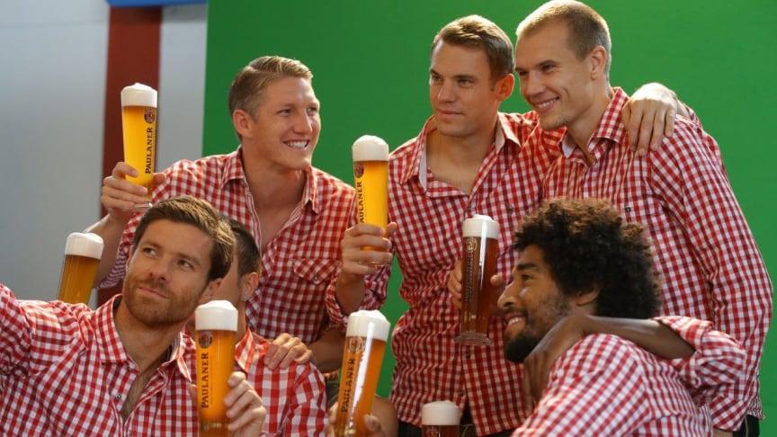 Paulaner zieht den Bayern die Lederhosen an!