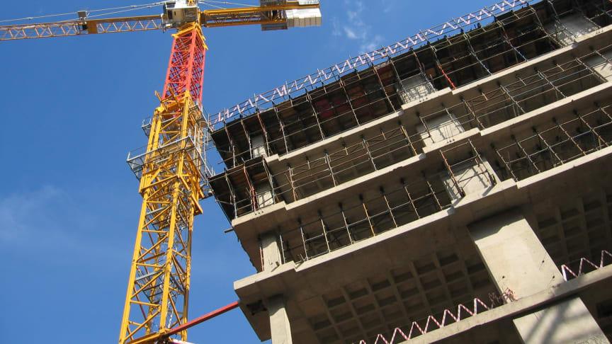 Stor satsning på centrum för cirkulärt byggande