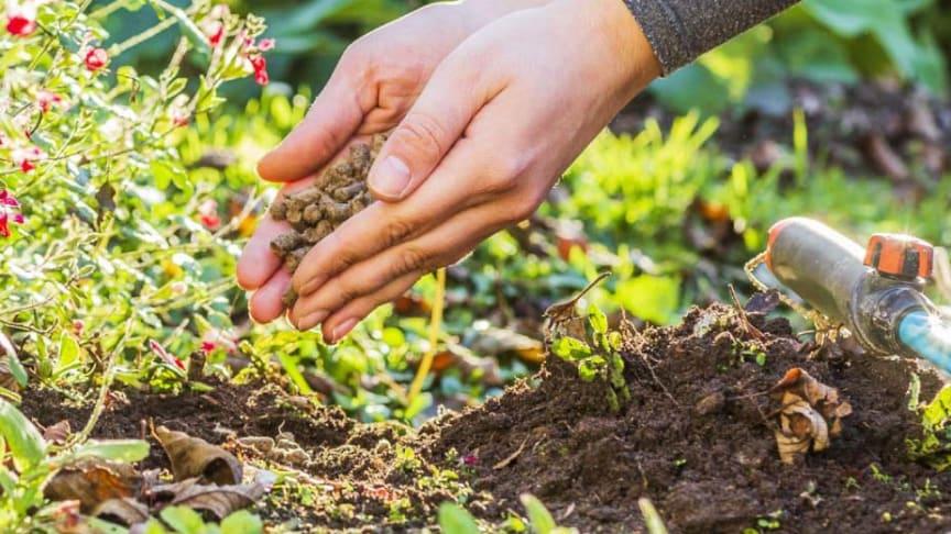 Biodünger mit Langzeitwirkung schafft bessere Erträge