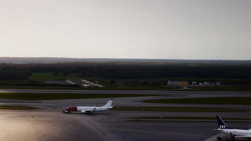 Stockholm Arlanda Airport. Photo: Swedavia.