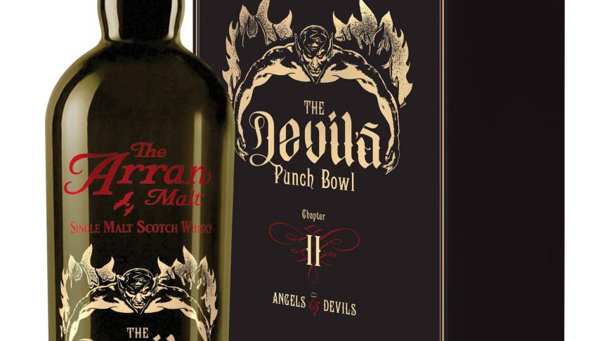 Arran Devils Punch Bowl 2nd Chapter lanseras på Systembolaget